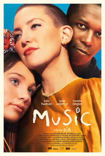 <i>Music</i> (2021 film) 2021 film directed by Sia