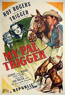 <i>My Pal Trigger</i> 1946 film by Frank McDonald