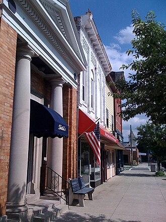 Union County, Ohio - Richwood