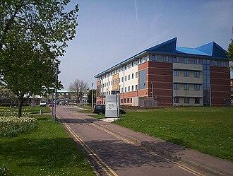 Nottingham Trent University - Nottingham Trent University – Mary Ann Evans building