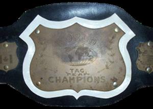 NWA World Tag Team Championship (Mid-America version) - The Mid-America version of the championship