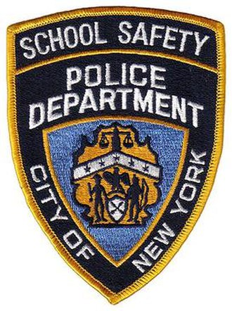 New York City Police Department School Safety Division - Image: NYPD School Safety