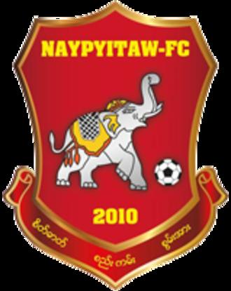 Nay Pyi Taw F.C. - Image: Nay Pyi Taw FC logo