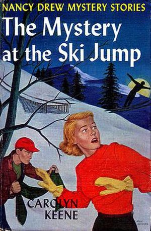 The Mystery at the Ski Jump - Image: Ndtmatsjbkcvr