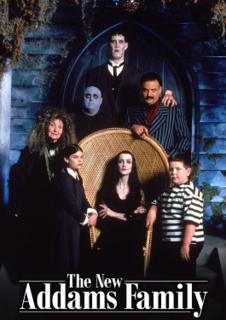 <i>The New Addams Family</i>