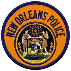 New Orleans Police Department - Image: New Orleans, LA Police