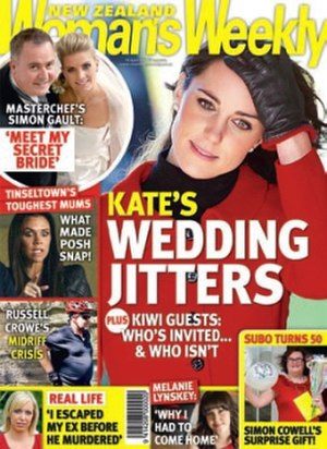 New Zealand Woman's Weekly - Image: New Zealand Woman's Weekly cover