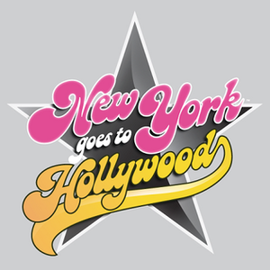 New York Goes to Hollywood - Image: New york goes to hollywood logo