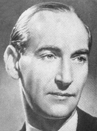 Nigel Balchin - Nigel Balchin, c 1957