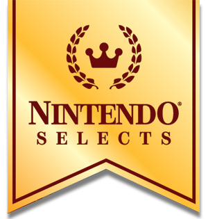 Nintendo Selects - The official Nintendo Selects banner