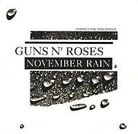 ?November Rain? cover