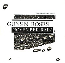 Guns N' Roses — November Rain (studio acapella)