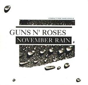 November Rain - Image: Novemberrain