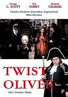 1982 television film directed by Clive Donner