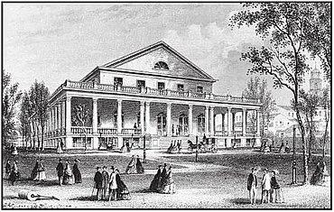 Grand Union Hotel (Saratoga Springs, New York) - Wikipedia