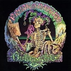 Outcasts (Freak of Nature album) - Image: Outcasts Freak of Nature