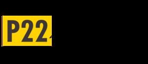 P22 (type foundry) - Image: P22 company logo