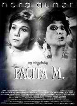 Ang Totoong Buhay ni Pacita M. - Image: Pacita M Movie poster