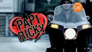 Papi Ricky - Title card