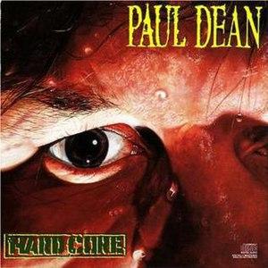 Hard Core (Paul Dean album) - Image: Paul Dean Hard Core (1989) big