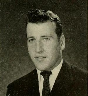 Pete Ladygo - Ladygo as a senior at Maryland in 1951