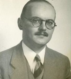 Peter A. Boodberg - Peter Boodberg (c. 1938)