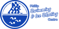 Phillip swimming and ice skating centre logo.png