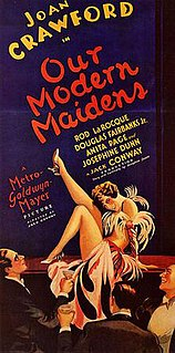 <i>Our Modern Maidens</i> 1929 film