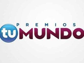 Your World Awards - Image: Premios Tu Mundo logo
