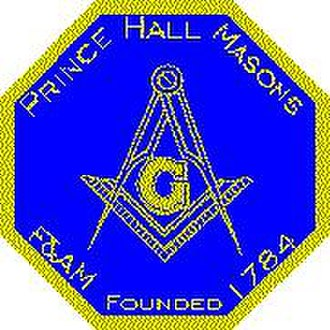 Prince Hall Freemasonry - Image: Prince Hall Mason