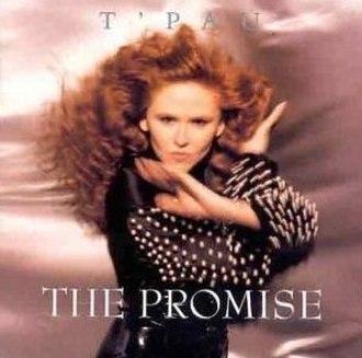 The Promise (T'Pau album) - Image: Promise T'Pau