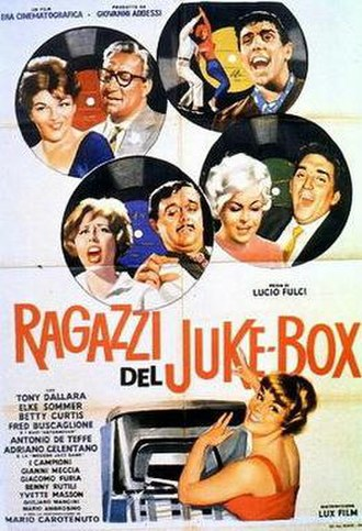 Ragazzi del Juke-Box - Image: Ragazzi del Juke Box