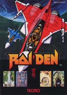 Raiden Video Game Wikipedia