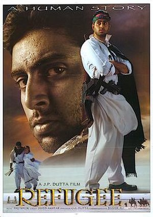 Refugee (2000 film) - Image: Refugee (film) poster