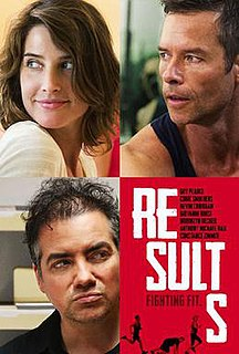 <i>Results</i> (film) 2015 American film directed by Andrew Bujalski