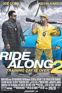 <i>Ride Along 2</i> 2016 film by Tim Story