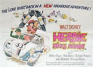 Herbie Rides Again - Image: Ridesagain