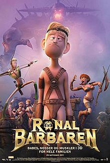 ronal the barbarian porn