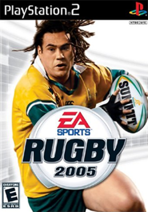 Rugby 2005 - Image: Rugby 2005 Coverart
