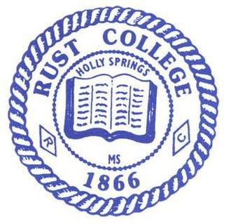 Rust College - Seal of Rust College