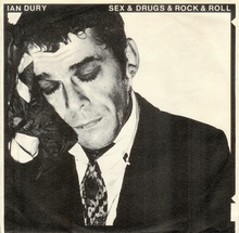 Jan dury sex and drugs and rock and roll