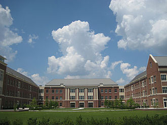 Salisbury University - Conway Hall at Salisbury University