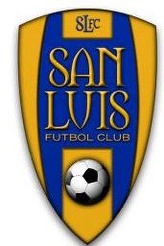 San Luis F.C. - Image: San Luis F.C. logo