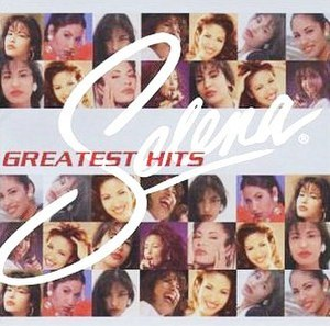 Greatest Hits (Selena album) - Image: Sel Greatest Hits