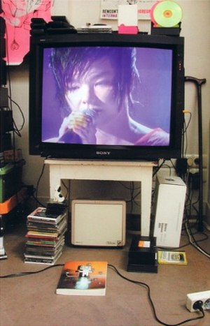 Live at Shepherds Bush Empire (Björk DVD) - Image: Shepherds Bush DVD