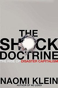 Front cover of The Shock Doctrine: The Rise of Disaster Capitalism
