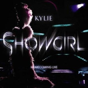 Showgirl: Homecoming Live - Image: Showgirl Homecoming CDC Over