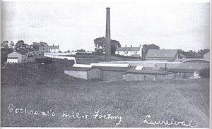 Thomas Sinton - Thomas Sinton's mill, Laurelvale