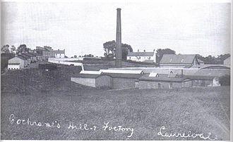 Laurelvale - Sintons' Mill