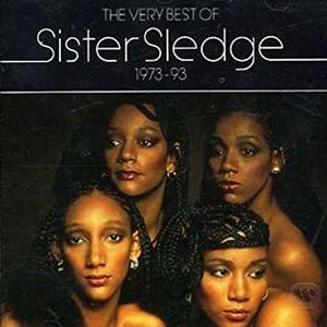 The Very Best of Sister Sledge 1973–93 - Image: Sister Sledge The Very Best of Sister Sledge 1973–93 album cover